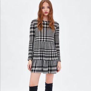 Brand new Zara black mini dress